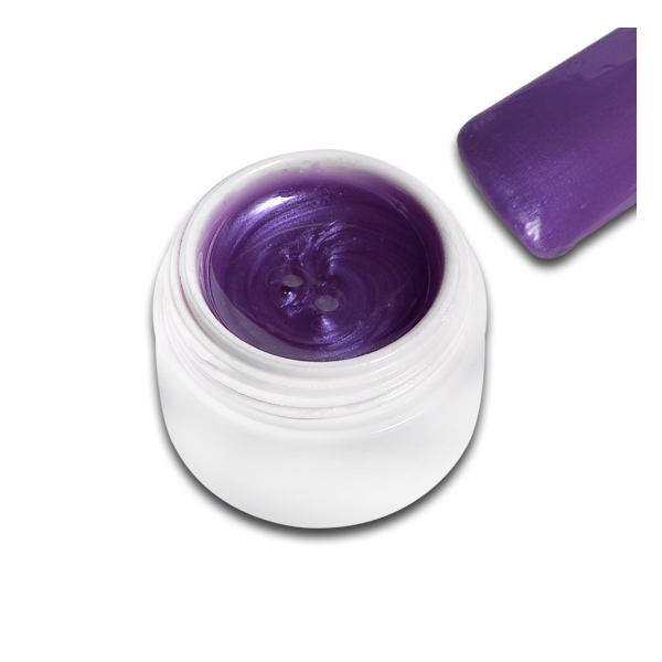 UV Gel Farbgel / 5ml / Farbe: SOFT VIOLETT FG32 / Made in Germany